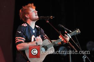 Ed Sheeran - Casey James, Ed Sheeran, and Austin Mahone -  perform live in concert on The RED Tour...