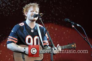 Ed Sheeran Recording With The Game And Rudimental