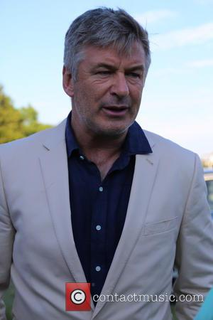 Alec Baldwin - Liberary Authors Night