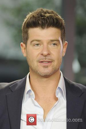 Robin Thicke Advert Banned From Daytime Tv For Been 'Too Sexual'