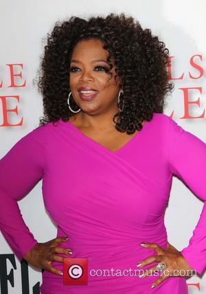 Oprah Winfrey - Premiere Of The Weinstein Company's