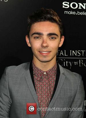 Nathan Sykes - Premiere Of Screen Gems & Constantin Films'...