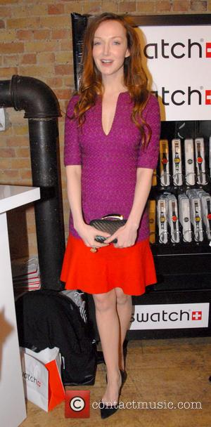 Kathryn Prescott Snaps Stars In Homeless Shoot