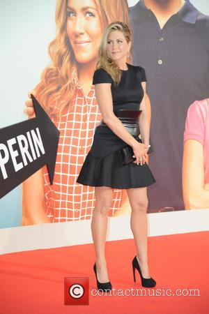 Jennifer Aniston - German premiere of Wir sind die Millers (We're the Millers) at Cinestar am Potsdamer Platz movie theater....