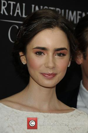 Lilly Collins Threatens The Safety Of Your Computer - According To Mcafee