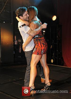 Melanie Chisholm and Matt Cardle - Matt Cardle and Melanie C performing at G-A-Y - London, United Kingdom - Saturday...