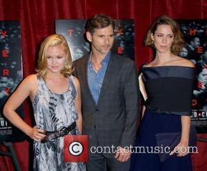 Julia Stiles, Eric Bana and Rebecca Hall