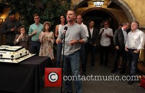 Chris O'Donnell - NCIS Los Angeles 100th episode celebration Held At Paramount Studios - Los Angeles, California, United States -...