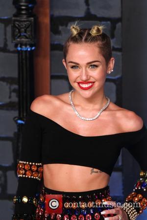 Miley Cyrus - vmas awards ny