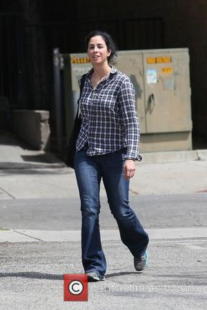 Sarah Silverman - Sarah Silverman out walking in West Hollywood - Los Angles, CA, United States - Tuesday 27th August...
