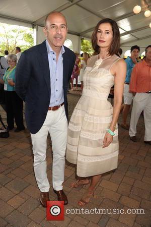 Today's Matt Lauer Dons Pamela Anderson Baywatch Swimsuit For Halloween