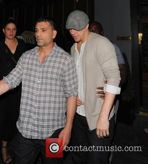 Channing Tatum Left Mortified After Chasing Down Royal Couple