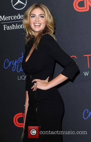 Kate Upton, Sports Illustrated Model Again. But Who Are The Guys?