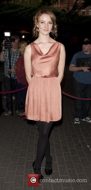 Dakota Blue Richards - Flight Of The Butterflies in 3D - U.K. premiere - London, United Kingdom - Thursday 5th...