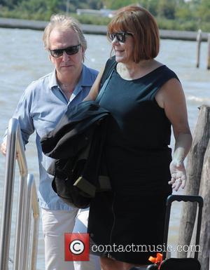 Alan Rickman - 70th Venice Film Festival - Celebrity Sightings - Venice, Italy - Thursday 5th September 2013