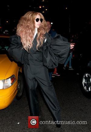 Lady Gaga Plays Tiny Show In New York City