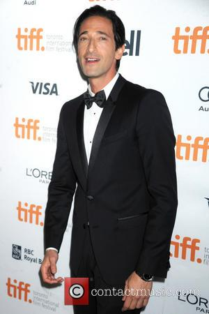Adrien Brody - Toronto International Film Festival - 'Third Person' Premiere - Toronto, Ontario, Canada - Monday 9th September 2013
