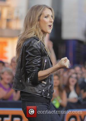 Celine Dion Impressed Son With Sia Collaboration