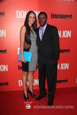 Rob Brown and Wife