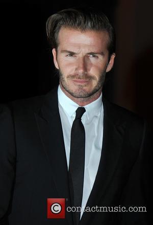 David Beckham - An Evening Celebrating The Global Fund