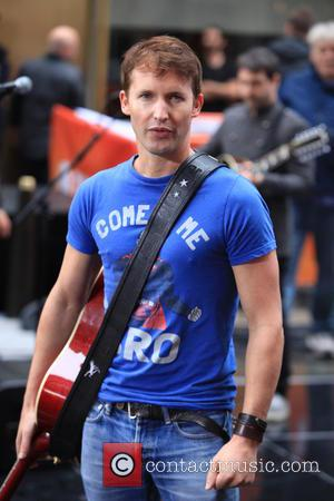 James Blunt - Toyota Concert with James Blunt at the NBC Studios - New York, NY, United States - Monday...