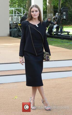 Olivia Wilde, London Fashion Week