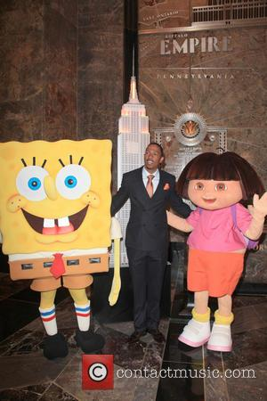 SpongeBob SquarePants - Nick Cannon To light The Empire State...