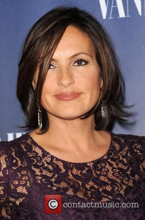 Mariska Hargitay - NBC's 2013 fall launch party hosted by Vanity Fair - Arrivals - New York, United States -...