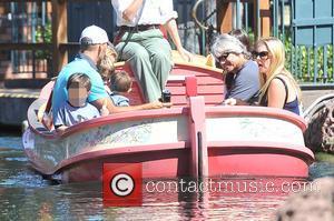 Disneyland, Mark Wilkerson, Melissa Joan Hart