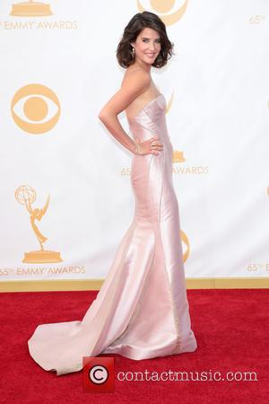 Cobie Smulders - 65th Annual Primetime Emmy Awards held at Nokia Theatre L.A. Live at Nokia Theatre L.A. Live, Primetime...