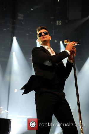Robin Thicke's New Ad Restricted For Tv After Viewer Complaints