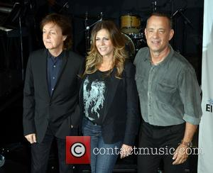 Sir Paul McCartney, Rita Wilson and Tom Hanks - The Shakespeare Center of Los Angeles (SCLA) presents its 23rd Annual...