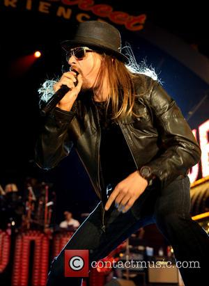 Kid Rock Postpones Shows Due To Vocal Injury