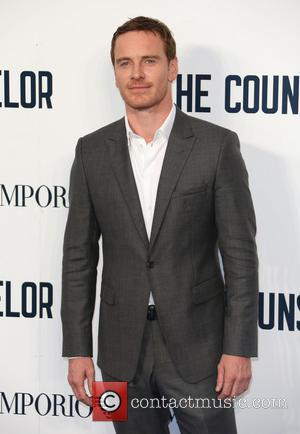 Michael Fassbender - The Counselor Special Screening