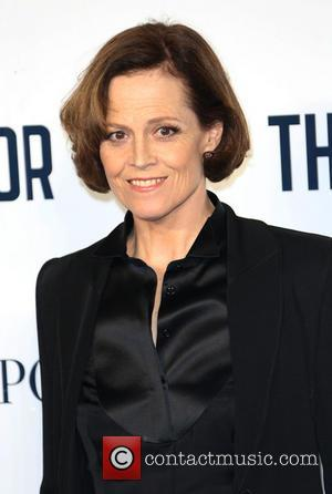Sigourney Weaver - The Counselor Special Screening