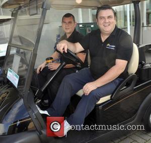 Danny O'carroll and Simon Delaney