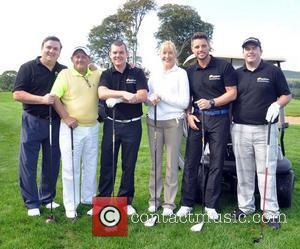 Simon Delaney, Brendan O'carroll, Danny O'carroll, Jennifer Gibney, Keith Duffy and Paddy Houlihan