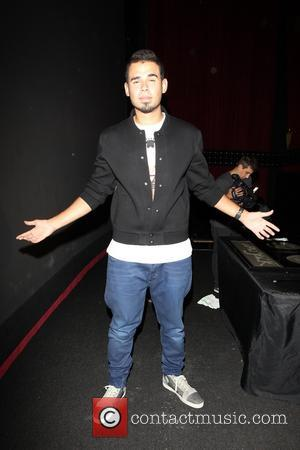 Afrojack - Nick van de Wall, aka Afrojack, Handprint Ceremony at Grauman's Theatre in Hollywood - Los Angeles, CA, United...