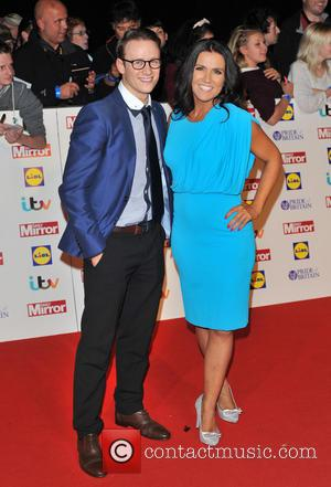 Susanna Reid and Guest - Pride of Britain Awards held at the Grosvenor House - Arrivals. - London, United Kingdom...