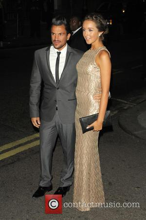 Peter Andre and Emily Macdonagh