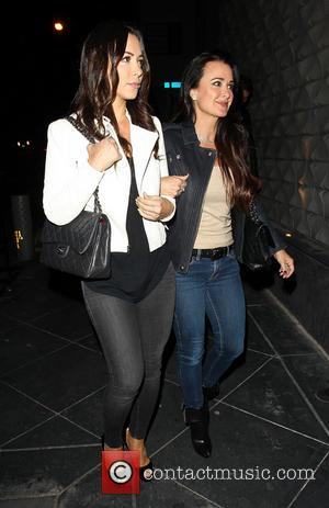 Kyle Richards and Farrah Aldjufrie - Kyle Richards out and about with her daughter in Beverly Hills - Los Angeles,...