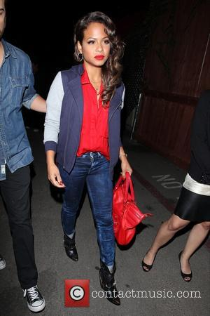 Christina Milian - Paris Hilton