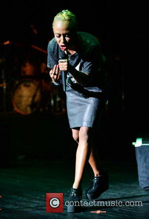 Emeli Sande - Emeli Sande and Johnnyswim perform at Fillmore Miami Beach at Jackie Gleason Theater - Miami Beach, FL,...
