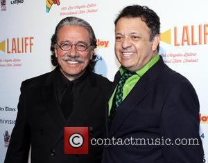 Edward James Olmos, Paul Rodriguez