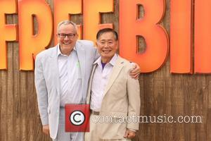 Guest and George Takei