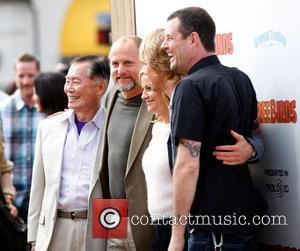 George Takei, Woody Harrelson, Amy Poehler, Owen Wilson and Jimmy Hayward