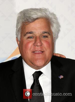Jay Leno - 10th Annual Alfred Mann Foundation Gala