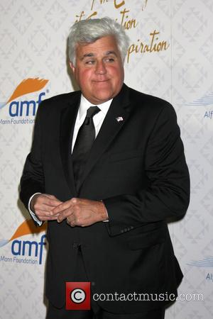 Jay Leno Signs Off As Tonight Show Host