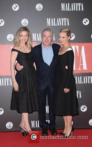 Michelle Pfeiffer, Robert De Niro and Dianne Agron