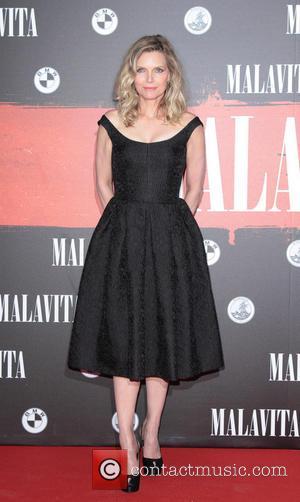 Michelle Pfeiffer - The French premiere of 'Malavita' Premiere at...
